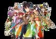 Genei Ibunroku -FE characters
