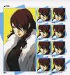 Mitsuru various emotions