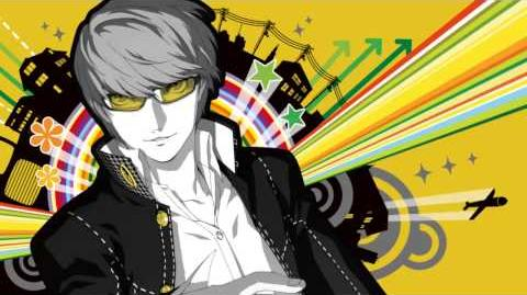 Persona 4 The Golden - Snowflakes