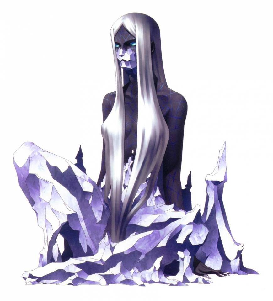 Goddess Hel in Shin Megami Tensei series | Wicca, Magic, Witchcraft, Paganism