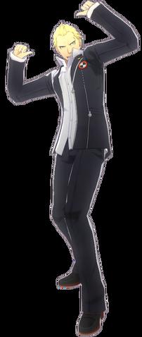 File:P4D Kanji Tatsumi Gekkou Uniform (Limited Edition Included - DLC) change.png