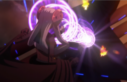 Kikuri-Hime fights Merak