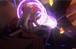 Kikuri-Hime fights Merak