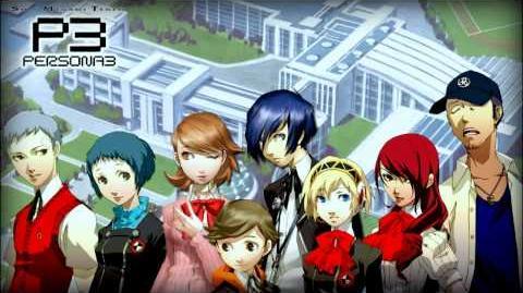 Persona 3 - Memories of You Kimi no Kioku