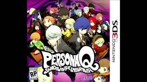 Persona Q OST - Light up the Fire in the Night -DARK HOUR-