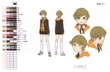 Persona 3 Ken anime