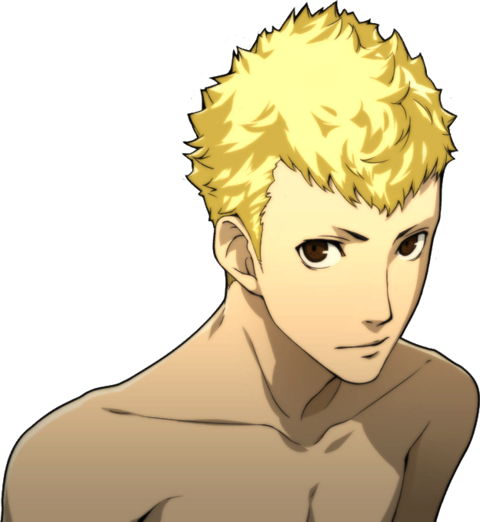 File:P5 portrait of Ryuji's swimsuit-nude.png