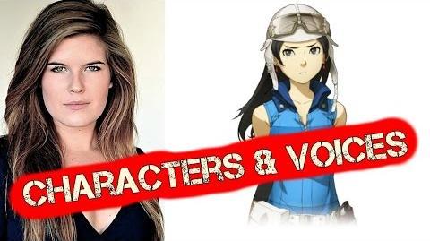 Shin Megami Tensei IV Apocalypse Behind The Voice Actors Cast Characters