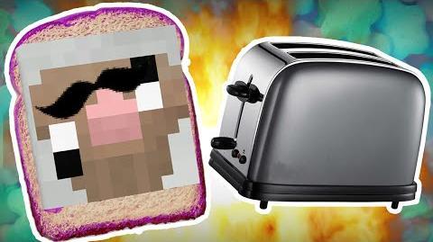 EPIC TOASTER FAILS!! I Am Bread