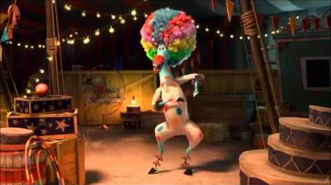 Afro Circus I Like To Move It Music Video