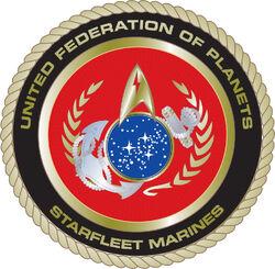 Starfleet Marine Corps by StarTrekAdmiral
