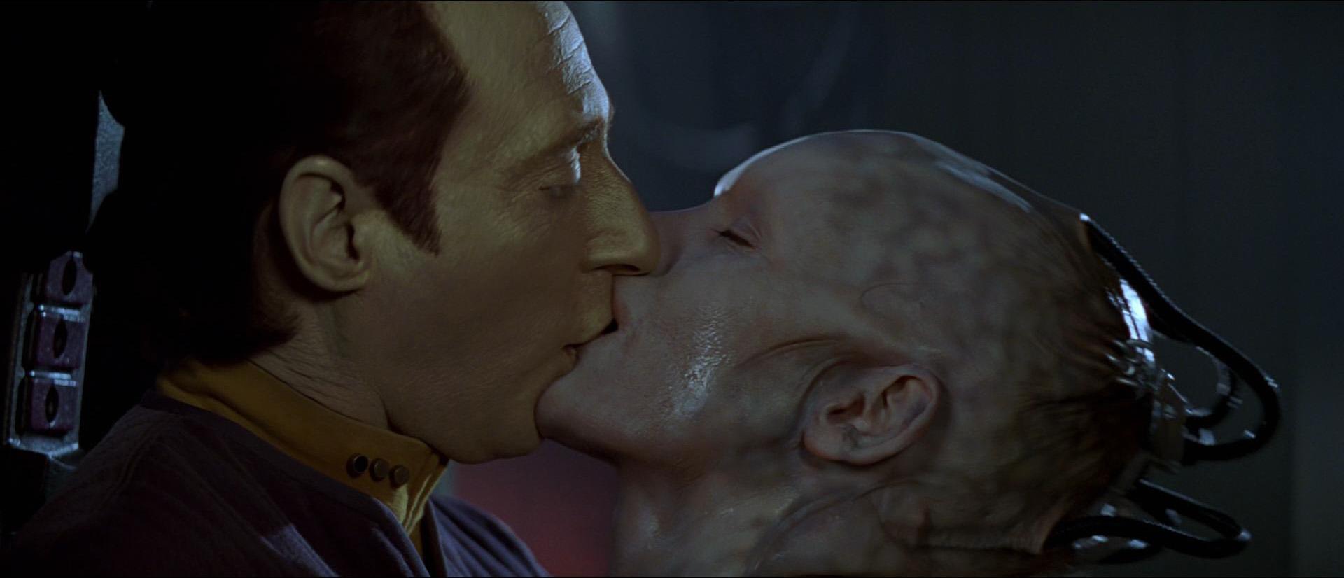 Star Trek Data Sex 7