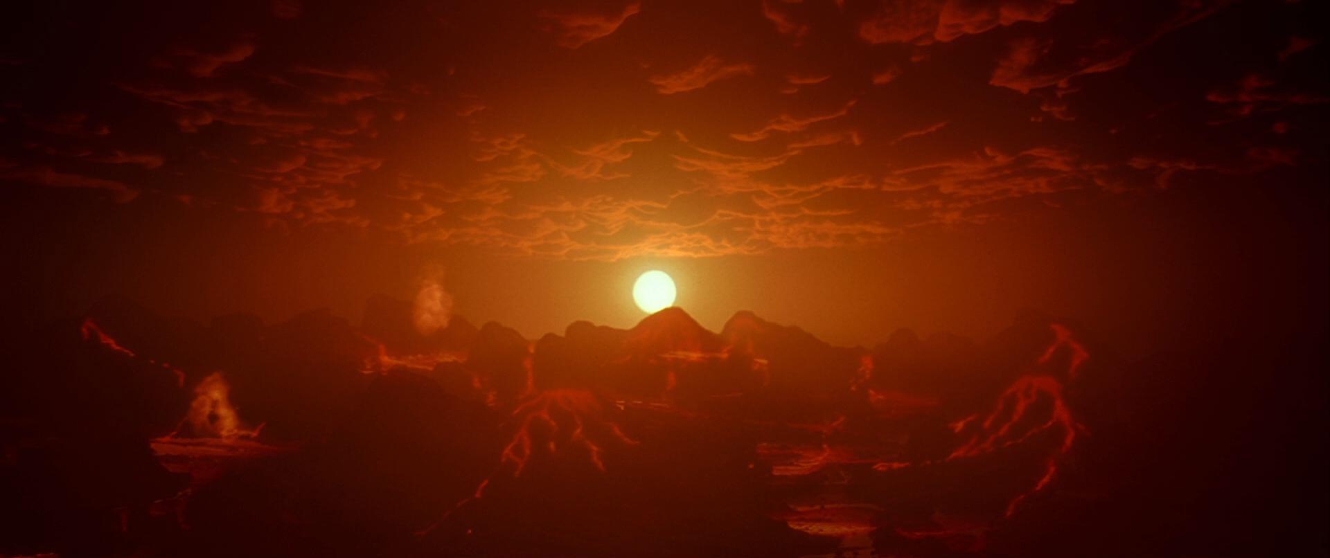 The Final Dawn on Genesis