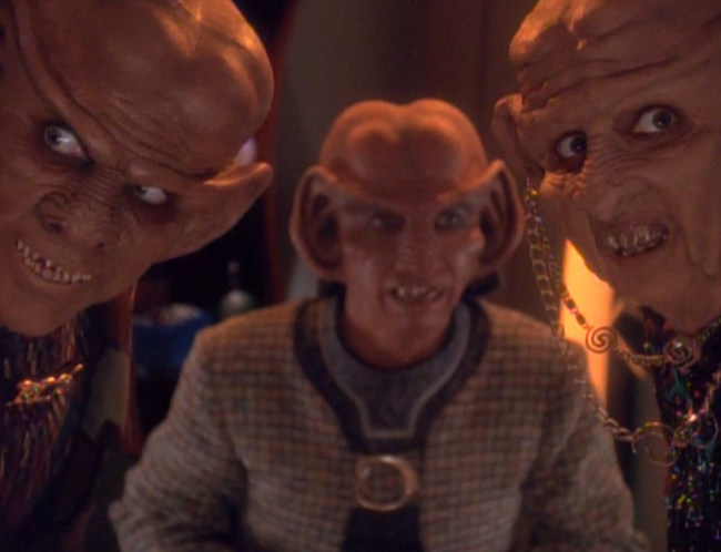 Three Ferengi