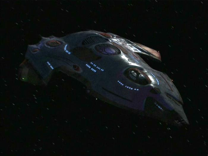 star trek future starship - photo #14