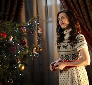 Katie McGrath A Princess for Christmas TV Movie