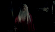 Emrys with excalibur