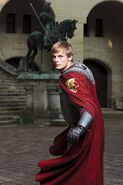 King Arthur Bradley James