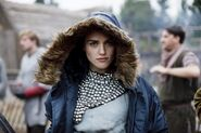Katie McGrath Behind The Scenes Series 1