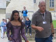 Angel Coulby Behind The Scenes Series 5-3
