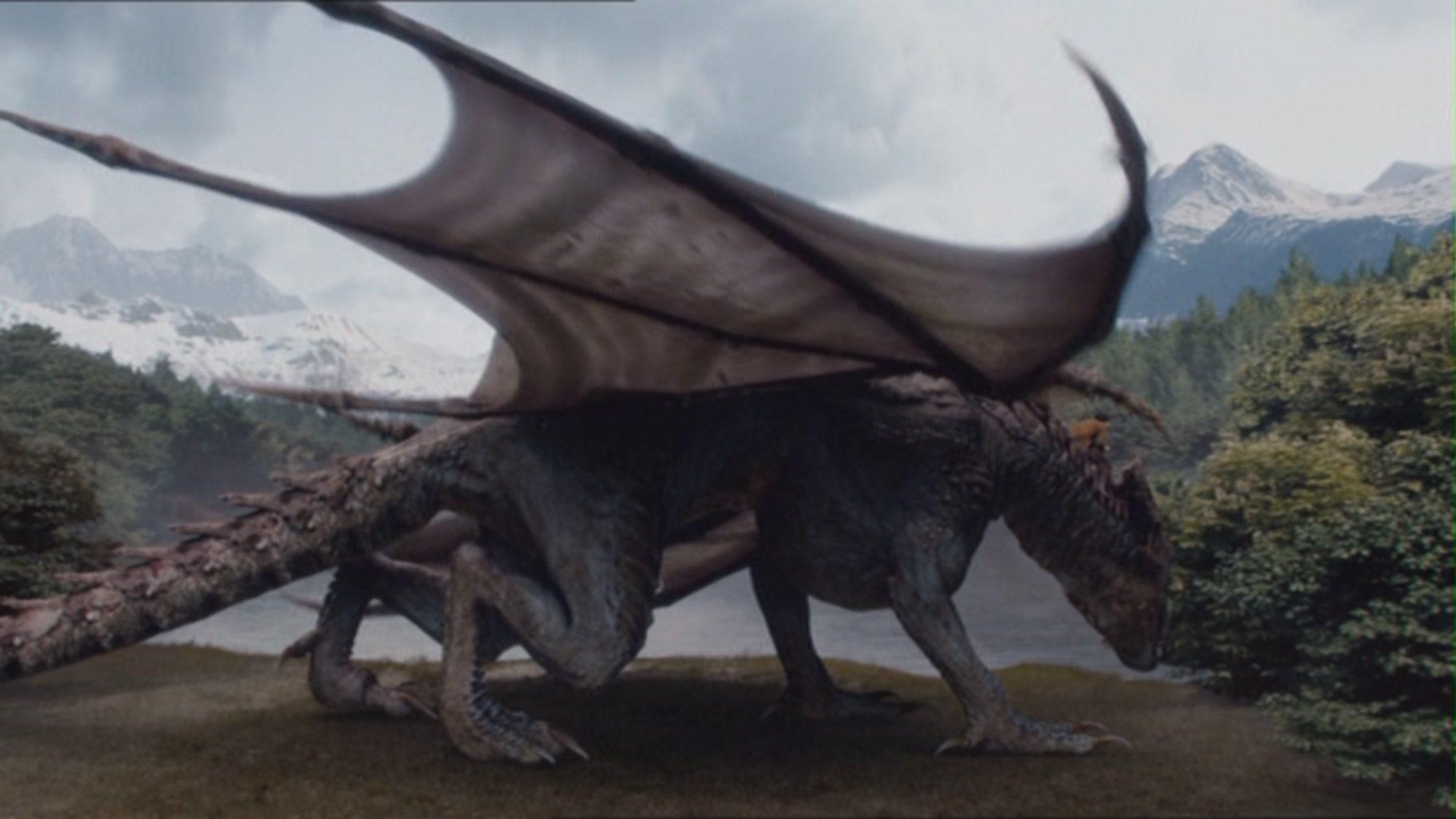 Merlin Dragon: Fandom Powered By Wikia