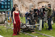 Michelle Ryan Behind The Scenes Series 1