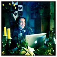 Nathaniel Parker Behind The Scenes Series 4