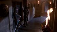 Throne room's entrance