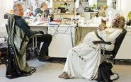 Anthony Head and Sarah Parish Behind The Scenes Series 2