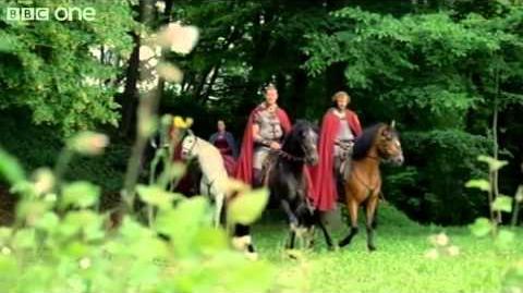 Snake Attack - Merlin - Series 5 Episode 6 - BBC One