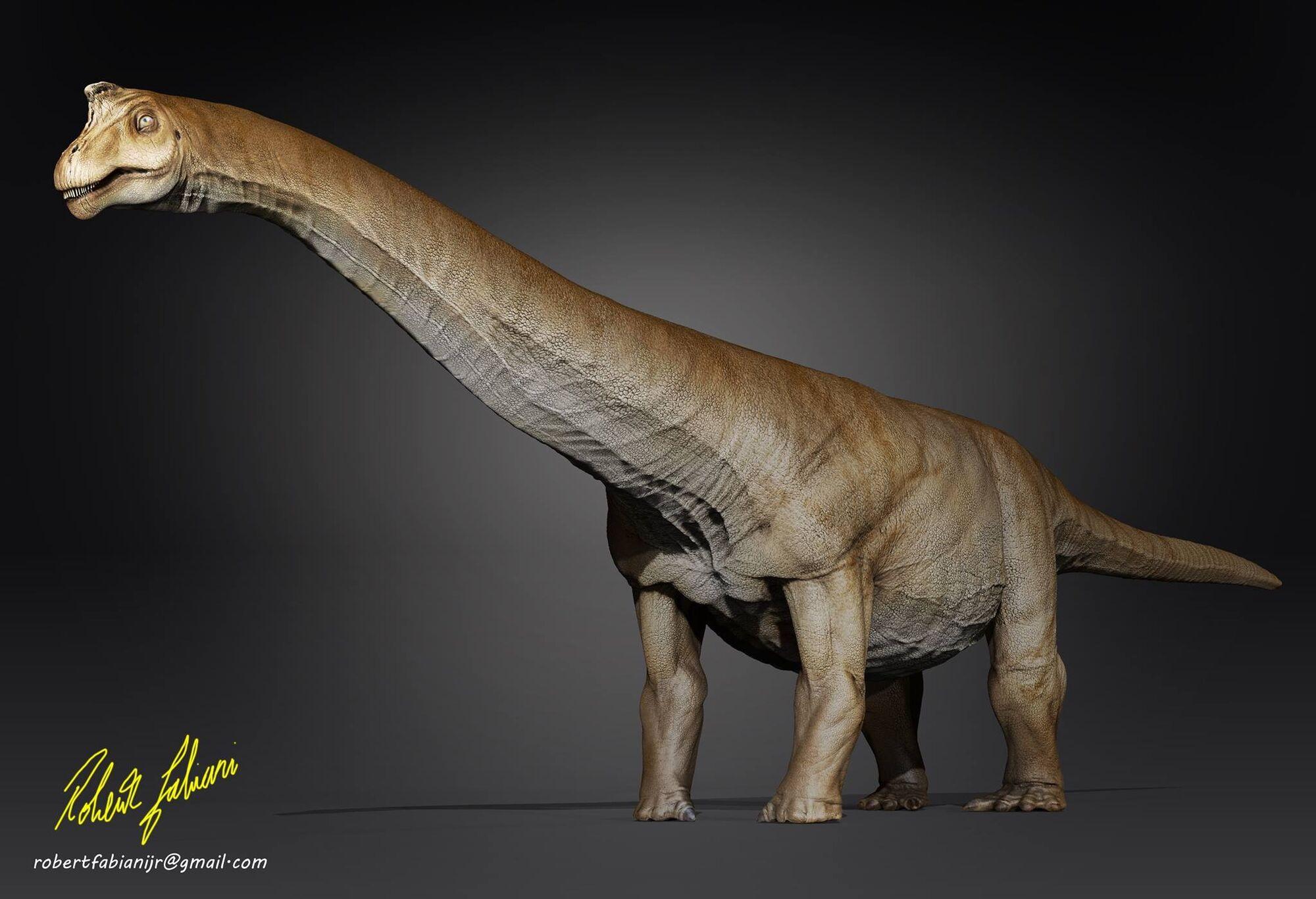 Argentinosaurus   Meso...