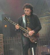 Iommi at the Forum a