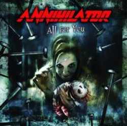 Annihilator - All for You