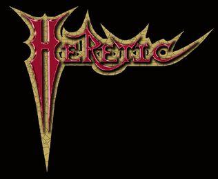 Heretic bandlogo