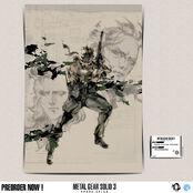 MGS-Yoji-Shinkawa-Artwork-Plexiglas-Snake-MGS3