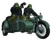 Mgs3 gru motorcycle