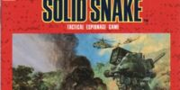 Metal Gear 2: Solid Snake Original Soundtrack