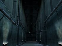 Underground Passage Pic 3 (Metal Gear Solid The Twin Snakes)