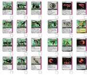 Metal gear cardset 2
