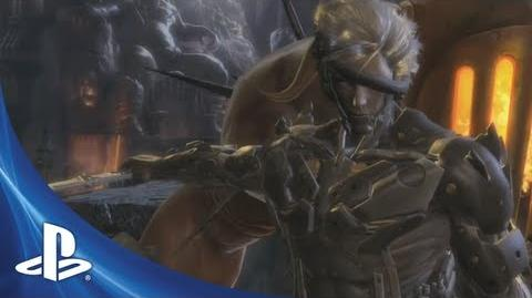 PlayStation® All-Stars Battle Royale™ - Raiden Trailer