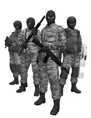 Big Shell Gurlukovich Mercenaries
