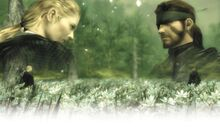 Fields of white flowers (MGS3)