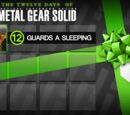 12 Days of Metal Gear