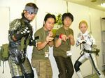 Metal gear cast (1)