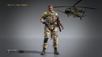 Desert Ambush Scarf SP