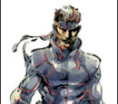 Character Gallery/Metal Gear Solid