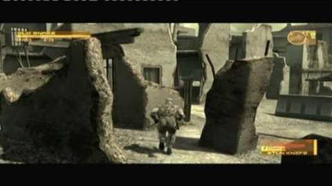 MGS4 Red Zone