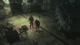 Militia Safe House - Snake & Drebin