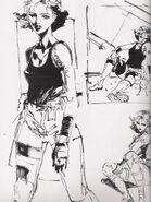 Metal Gear Solid 1 The Twin Snakes Meryl Silverburgh 1