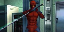 Red Ninja Metal Gear Solid